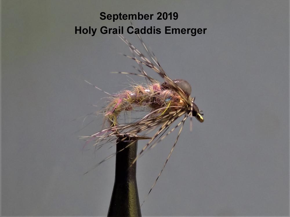 Holy Grail Caddis Emerger