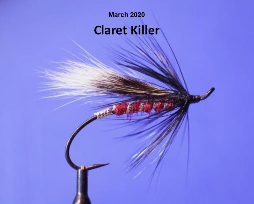 Claret Killer