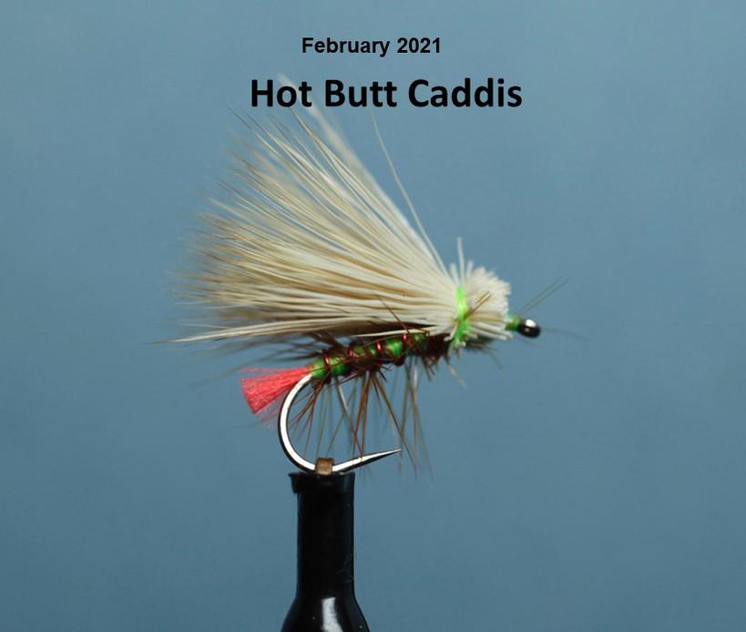 Hot Butt Caddis
