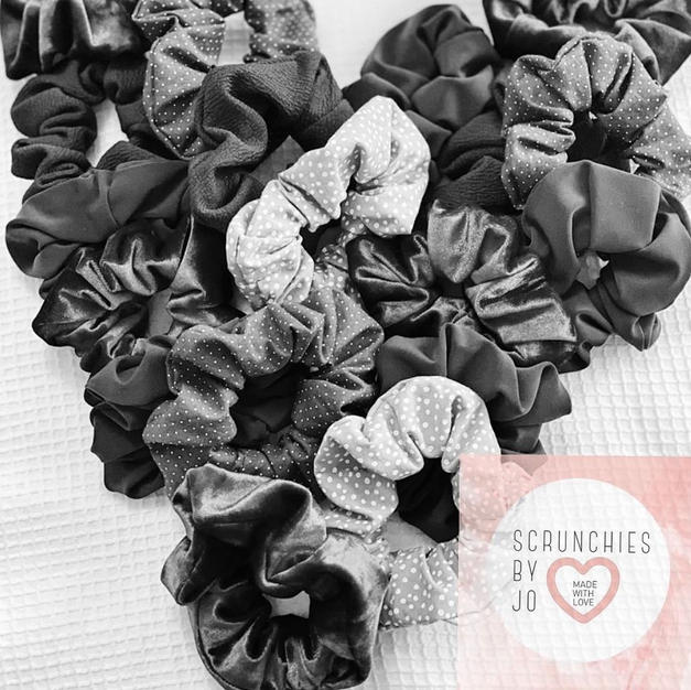 Scrunchies By Jo
