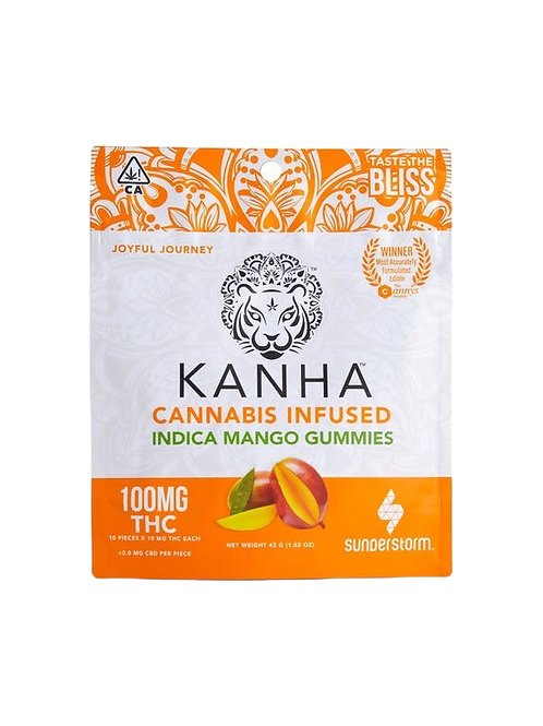 Kanha Mango Gummies