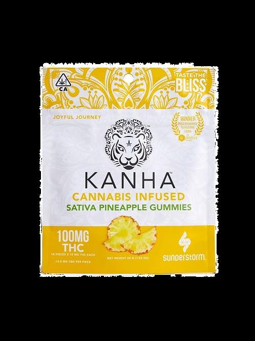 Kanha Pineapple Gummies