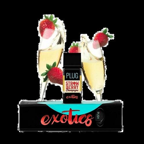 PlugPlay Strawberry Champagne