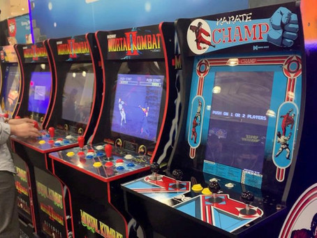 Replica Arcade Machines Win Toy Association's Tech Toy Of The Year