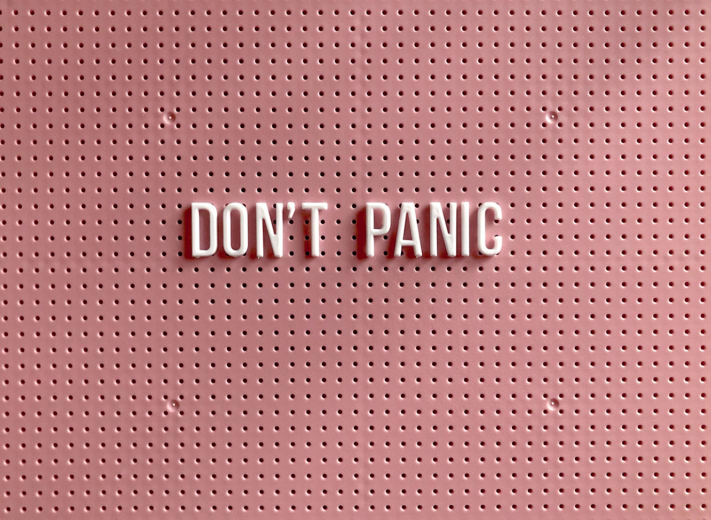 Panic and Anxiety