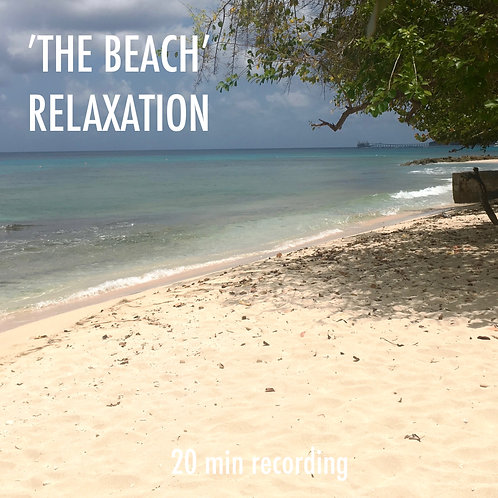 'BEACH RELAXATION' MP3 recording