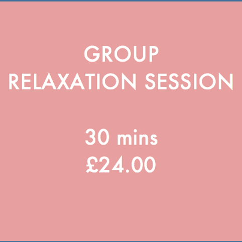 Group Relaxation Session