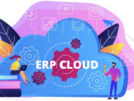 Che cos'è un ERP in Cloud?