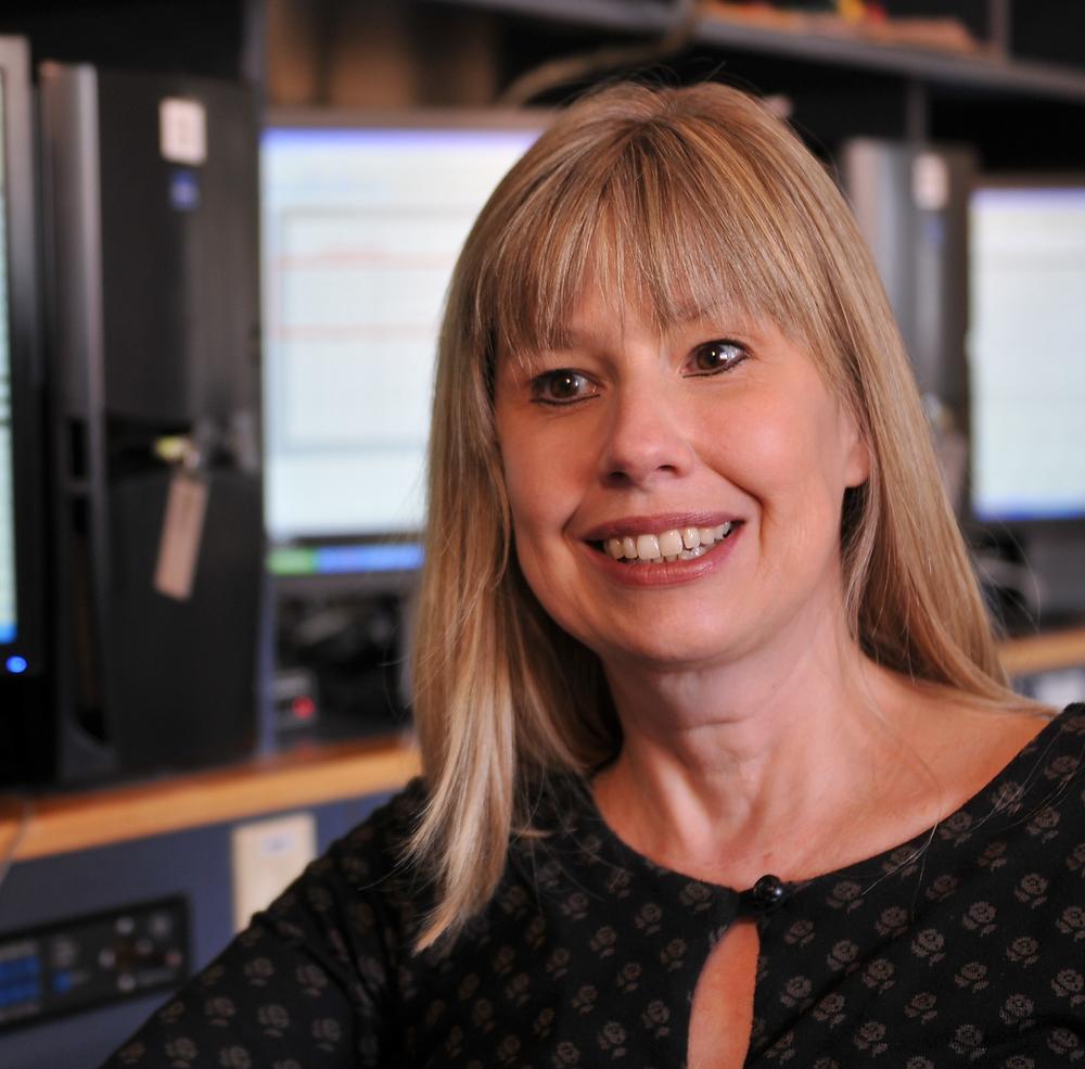 Julie Carrier, professeure titulaire à l'Université de Montréal