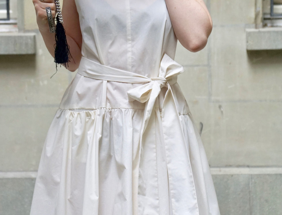 Nimbostratus Kleid