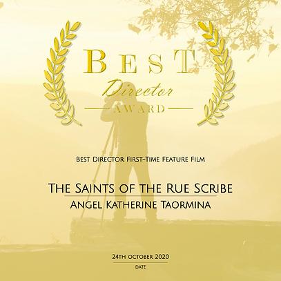 Best Director Award- Best Director First