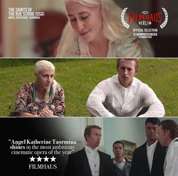 """Four Stars for """"The Most Ambitious Cinematic Opera of the Year"""""""