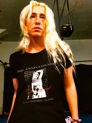 The Anniversary Photo T Shirt Advertisem