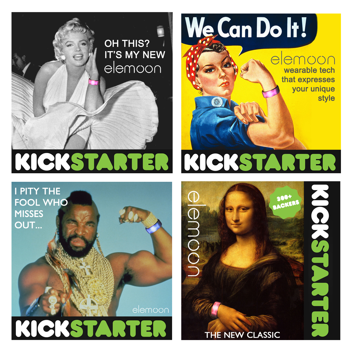 Elemoon Kickstarter images