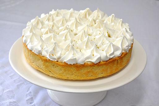 Torta Mousse de Limão - Tudo Tortas