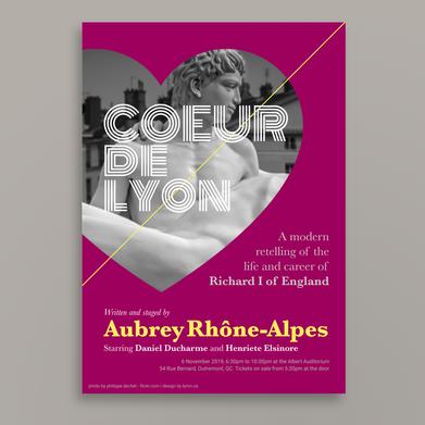 Coeur de Lyon | purple variant