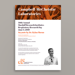 Campbell-McChristie Laboratories | Flyer