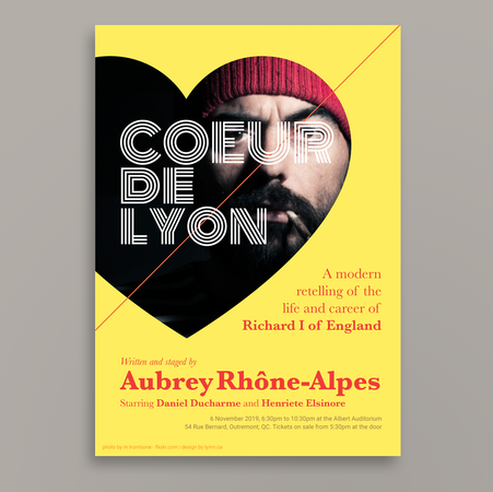 Coeur de Lyon | yellow variant