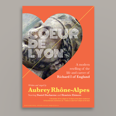 Coeur de Lyon | orange variant