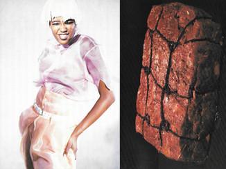 Comme des Garcons 'Six' featuring Naomi Campbell & 'Hiraku'