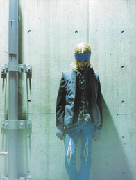 Number (N)ine AW2005 'The High Streets' 'Twilight Comes' Editorial