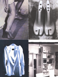 Archive Image of Maison Martin Margiela SS1989 Collection