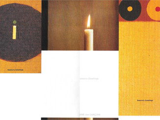 Comme des Garcons Greeting Cards