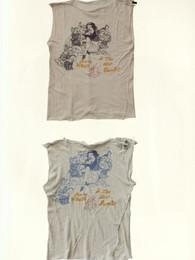 Sex Snow White and the Sic Punks Sleeveless Shirt in Jun Takahashi & Hiroshi Fujiwara Seditionaries Book