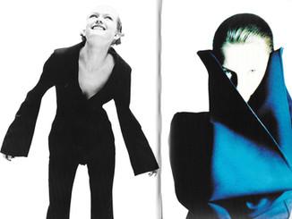 Yohji Yamamoto AW1995 & AW1987
