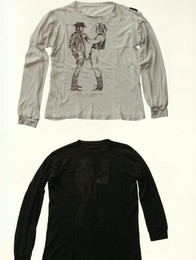 Sex Cowboys T-shirt in Jun Takahahi & Hiroshi Fujiwara Seditionaries Collection Book