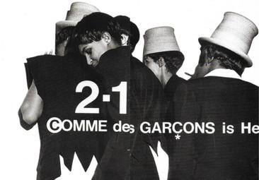 Comme des Garcons 'Universe of Fashion': 'Comme des Garcons is here' by Richard Dumas   ARCHIVE.pdf