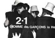 Comme des Garcons Advertisement 'Comme des Garcons Is Here'