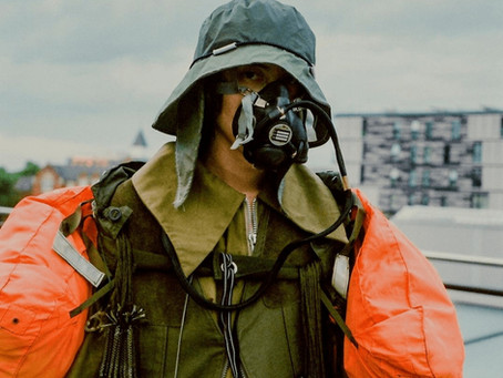 Post-Apocalyptic Fashion: A Glimpse into the Mind of KevTheWorld
