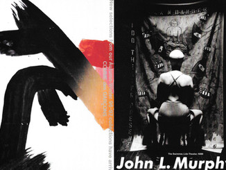 Comme des Garcons AW1996 'Hana' Advertisement & 'The Swimmer' by John L. Murphy