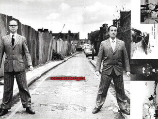 Comme des Garcons 'Six' featuring Gilbert and George & AW1994