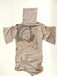 Sex Marilyn Monroe Piss T-shirt in Jun Takahahi & Hiroshi Fujiwara Seditionaries Collection Book