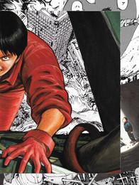 Katsuhiro Otomo for Comme des Garcons Direct Mail