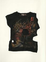 Let It Rock Sleeveless Shirt in Jun Takahahi & Hiroshi Fujiwara Seditionaries Collection Book