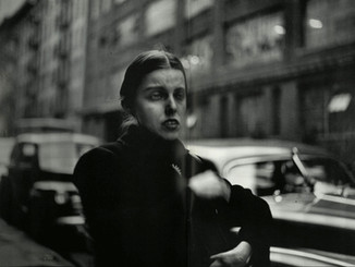 Comme des Garcons Six Number 4 Featuring Saul Leiter 1947-52