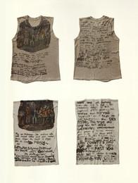 Sex Oliver Twist Sleeveless Shirt in Jun Takahahi & Hiroshi Fujiwara Seditionaries Collection Book