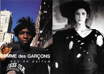 Comme des Garcons Advertisements and Campaigns from 'Universe of Fashion', 1998   ARCHIVE.pdf