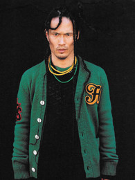 Number (N)ine AW2005 'The High Streets' Editorial