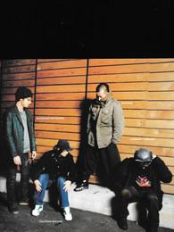 Undercover SS2004 'Languid' Smart Magazine