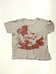 Sex Mickey and Minnie Mouse T-shirt in Jun Takahahi & Hiroshi Fujiwara Seditionaries Collection Book