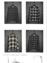 Number (N)ine AW2005 'The High Streets' Shirts