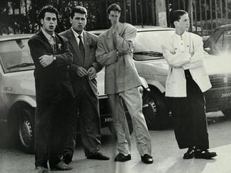 Comme des Garcons: Six Number 4 Featuring Arthur Elgort 1989