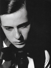 Hedi Slimane Era Dior Homme Editorial for HUGE Magazine, 2006 | ARCHIVE.pdf
