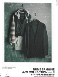 Number (N)ine AW2005 'The High Streets' Jackets
