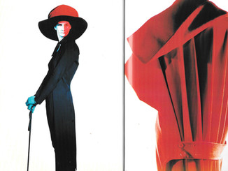 Yohji Yamamoto AW1985 & AW1987