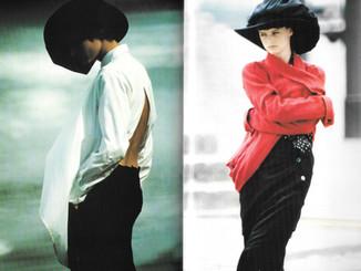 Yohji Yamamoto SS1985 & AW1985